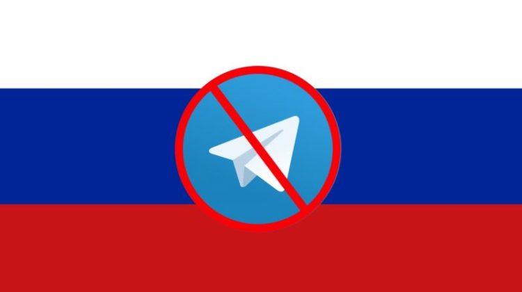 l'audience di Telegram in Russia non diminuisce