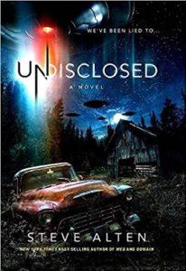 "Steve Alten Interviewed on ""Inside The ?Goblin Universe ITGU"" YouTube replay"