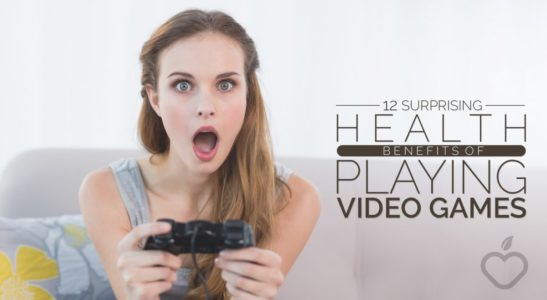 12 Surprising Health Benefits of Playing Video Games