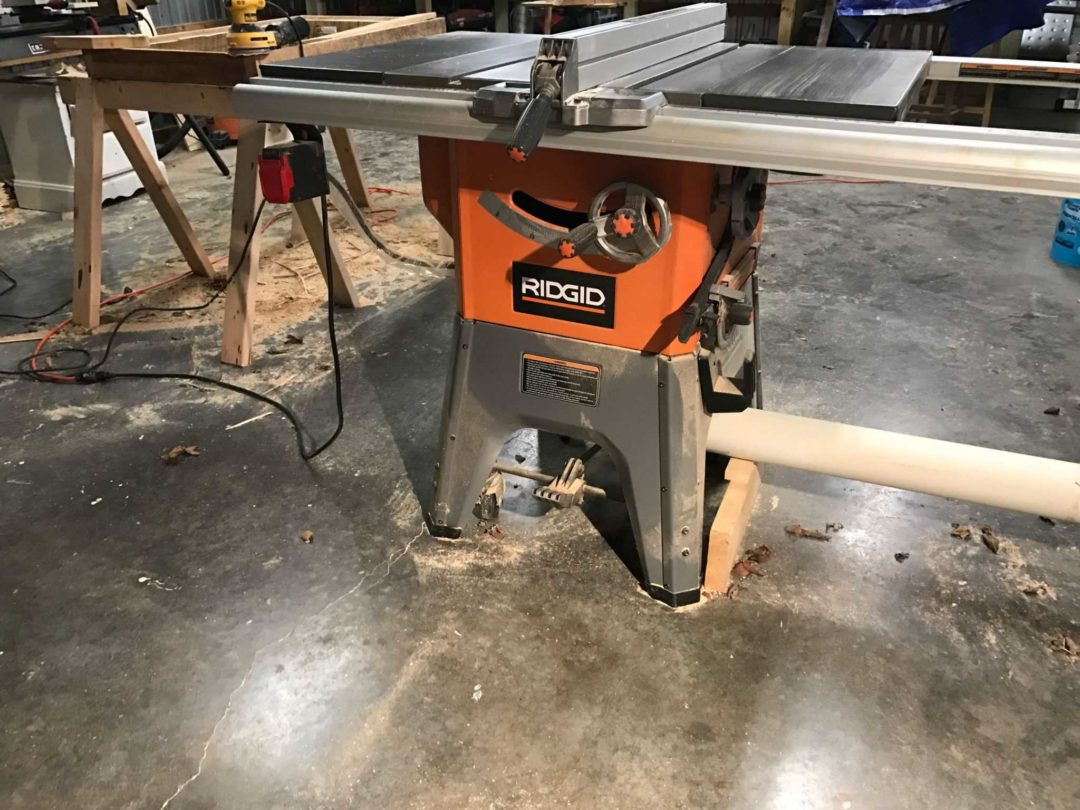 Ridgid Table Saw Review: Ridgid R4512 One Year Later