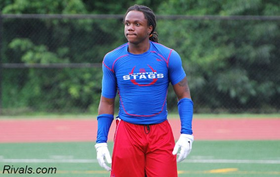 Anthony McFarland (DeMatha)