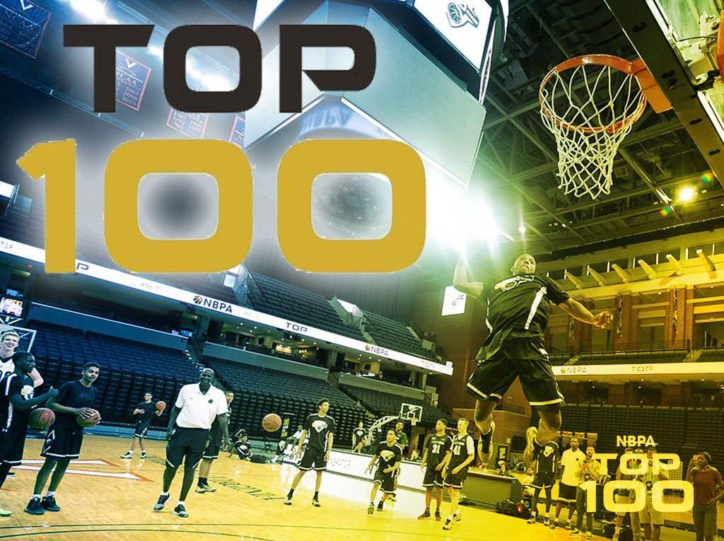 DMV ballers took on the NBA Players Association Top 100 Camp