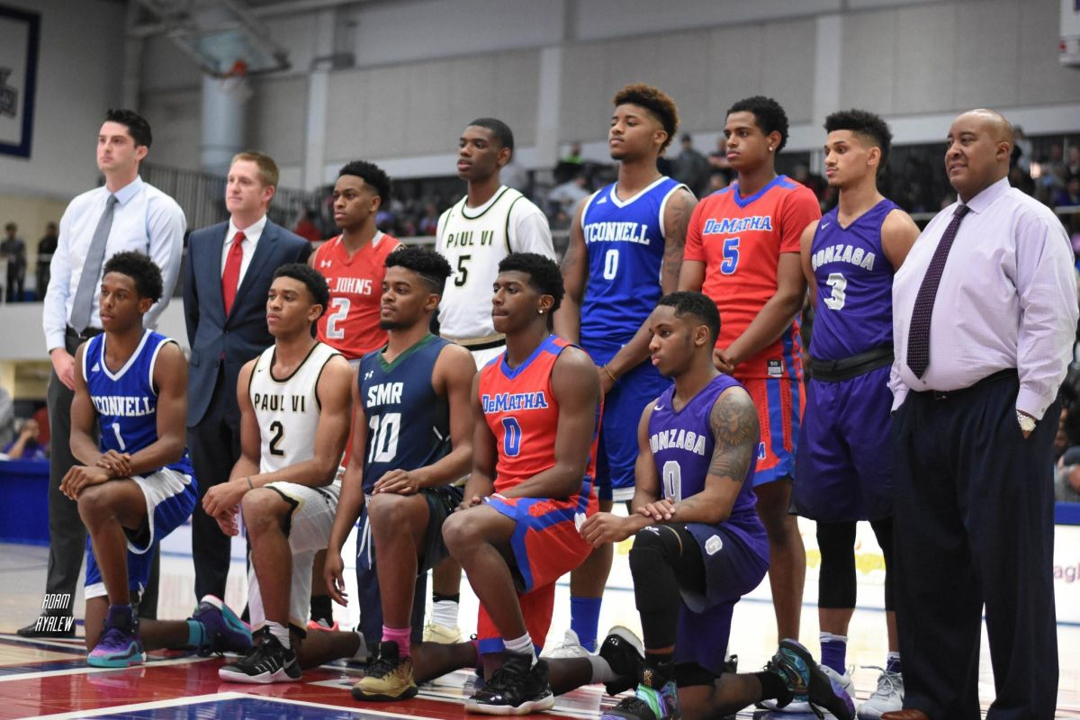 2017 WCAC Boys Basketball All-Conference First Team