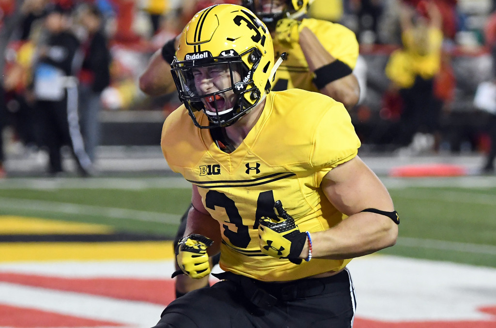 Jake Funk (Maryland Athletics)