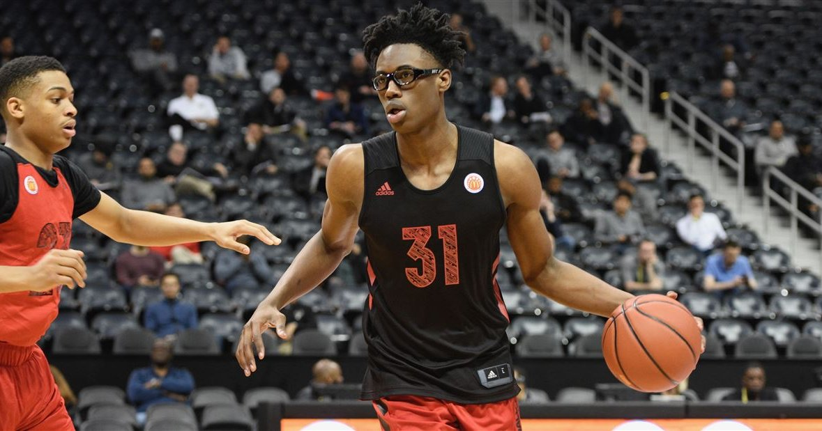 Can Terps' freshman Jalen Smith be a lottery pick in 2019 NBA Draft?