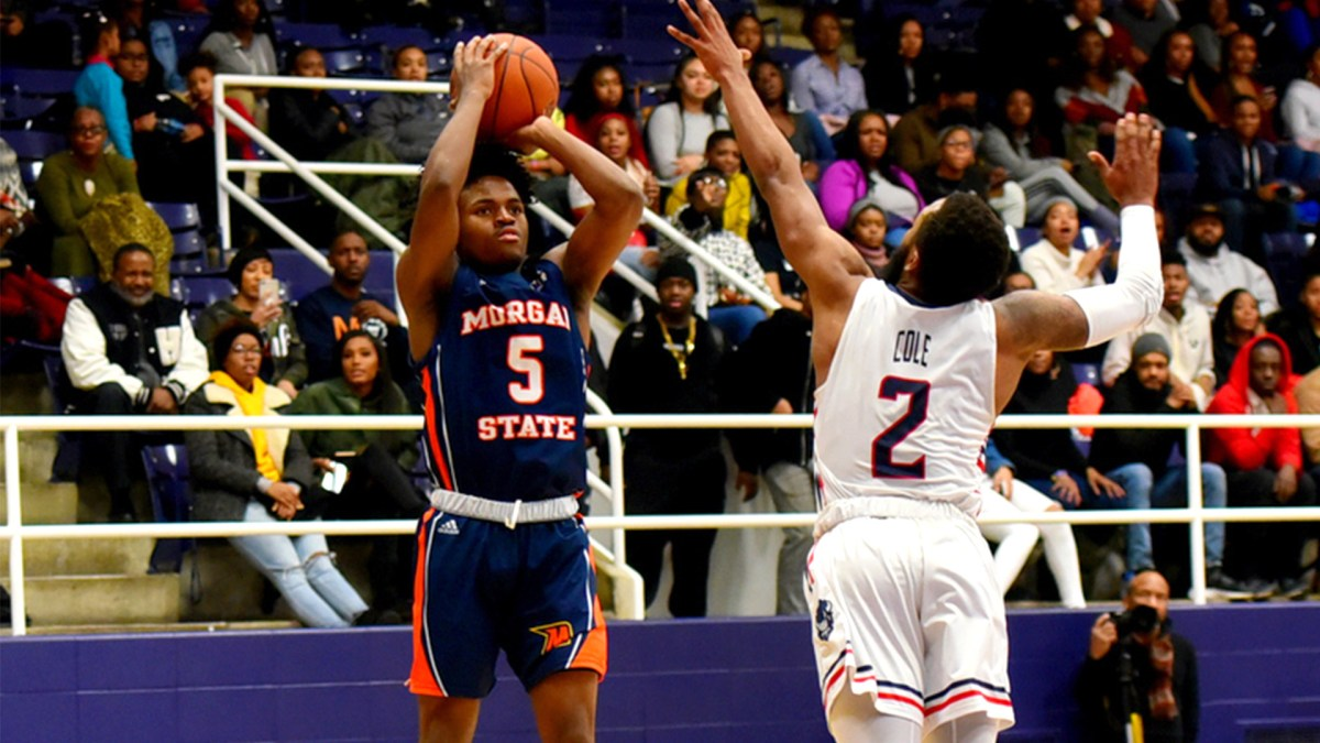 Sherwyn Devonish, Isaiah Burke are making a strong impression in first season at Morgan State