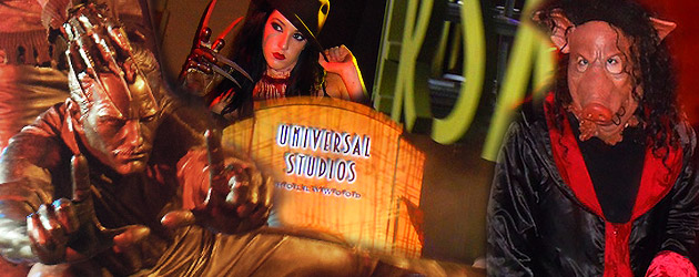 review halloween horror nights 2010 at universal studios hollywood through an orlando residents eyes