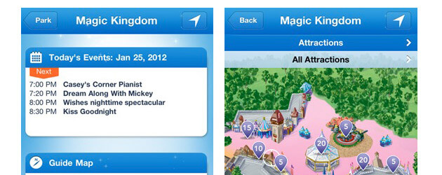 Disney parks mobile magic app now available for iphone providing disney parks mobile magic app now available for iphone providing ride wait times fastpass information and maps gumiabroncs Image collections