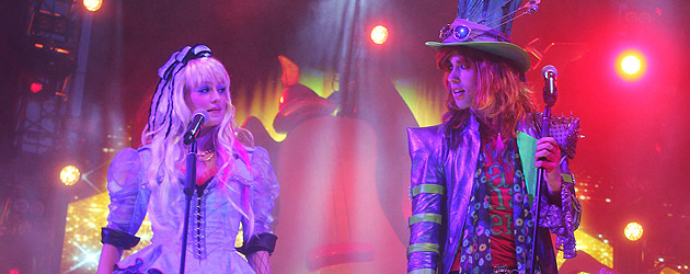 Inside Mad T Party: Disneyland show director explains ...