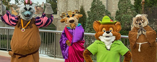 Long Lost Friends Week To Bring Rare Characters Back To Walt Disney