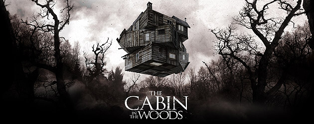 the cabin in the woods haunted house to bring over the top gore to halloween horror nights 2013 at universal orlando