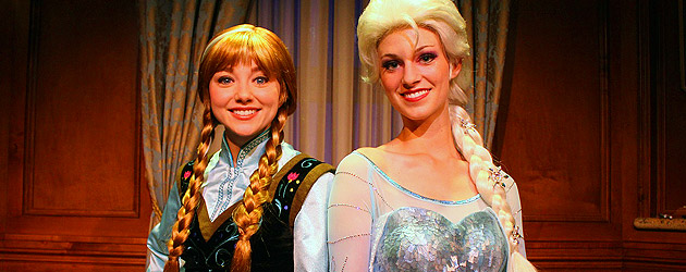 Frozen characters find new home at walt disney world as fastpass frozen characters find new home at walt disney world as fastpass cuts wait to meet anna and elsa when it works m4hsunfo