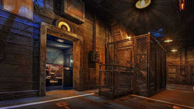 """Tower of Terror"" movie developed by Disney in the works