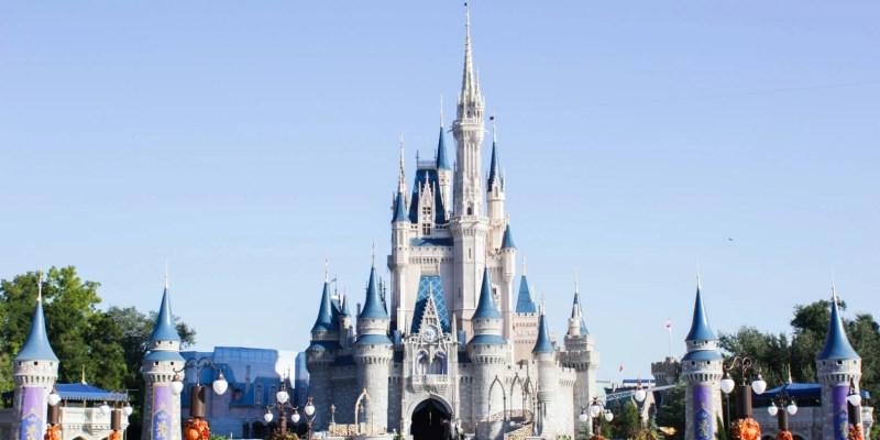 VIDEO Update On Cinderella Castle Construction At Walt Disney Worlds Magic Kingdom