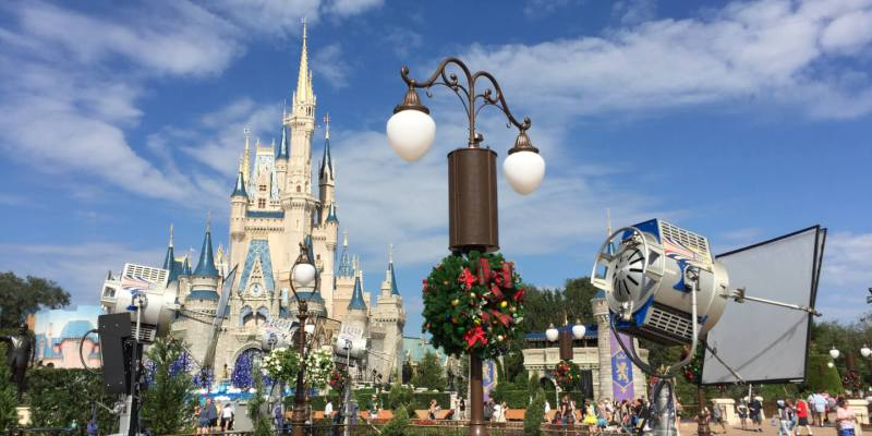 disney parks christmas day parade comes to walt disney world for an unforgettable christmas celebration