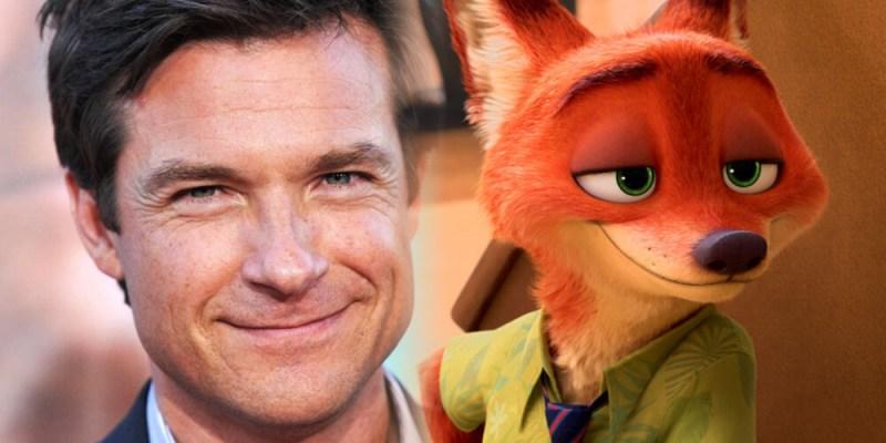 Jason Bateman Talks Disney S Zootopia Dad Life And The