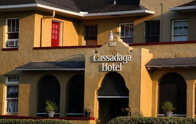 world famous cassadaga hotel to host halloween haunted house