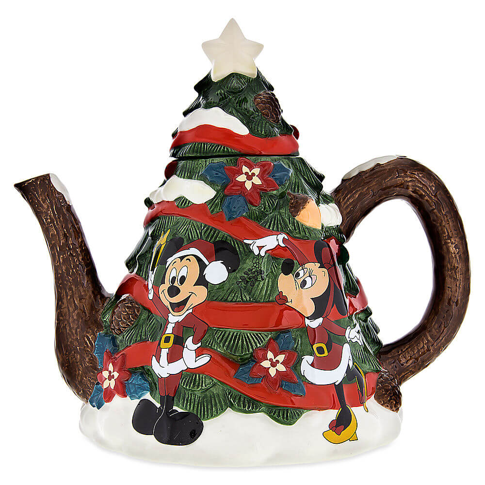New Disney Retro Christmas dinnerware collection from Disney Store  sc 1 st  Inside the Magic & New Disney Retro Christmas dinnerware collection from Disney Store ...