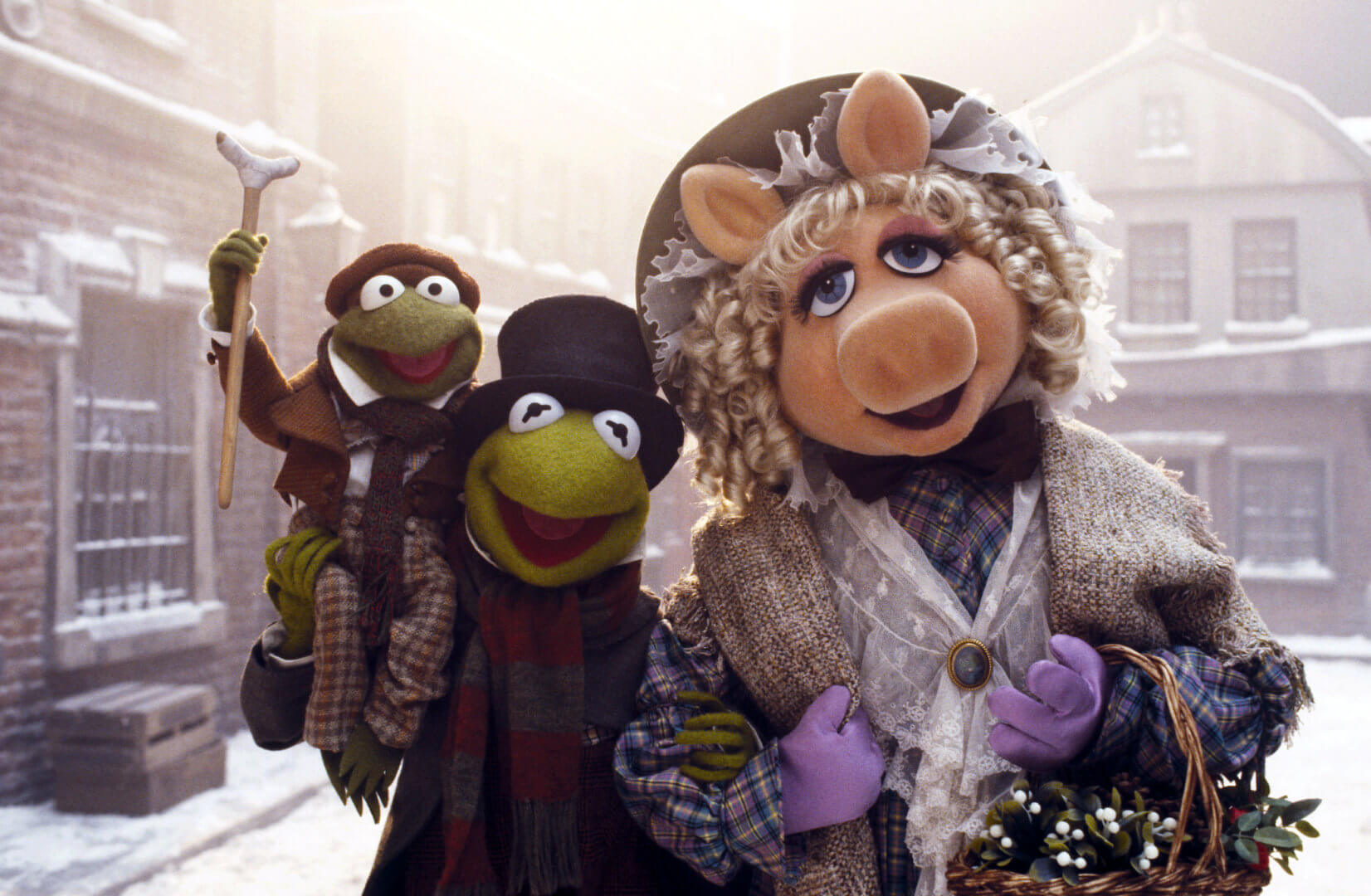 A brief history of Muppet Merry-making for the Holidays | Inside the ...
