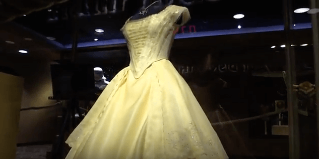 New Beauty And The Beast Exhibit Debuts At Walt Disney World