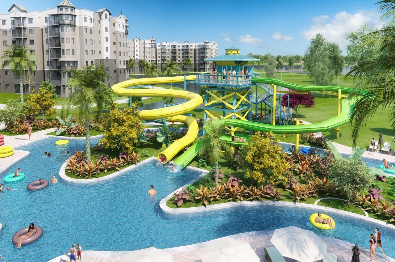 The Grove Resort U0026 Spa Breaks Ground On New Surfari Water Park, Just  Outside Orlando