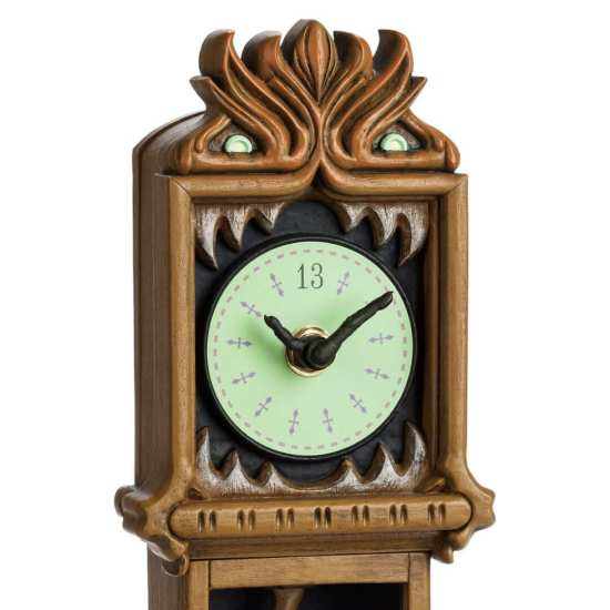 Haunted Mansion Clock