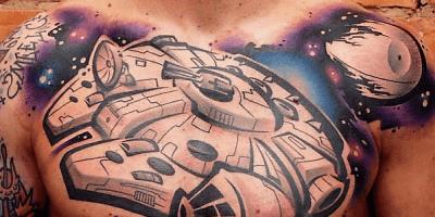 Disney-inspired tattoos