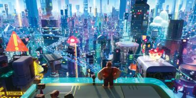 """ralph breaks the internet"" sneak peek"