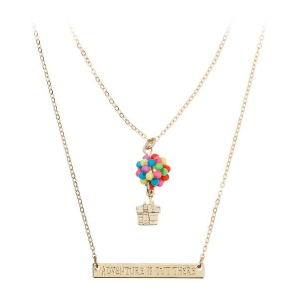 Up Balloon Necklace
