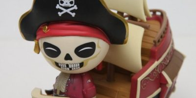 Pirates of the Caribbean Funko Dorbz