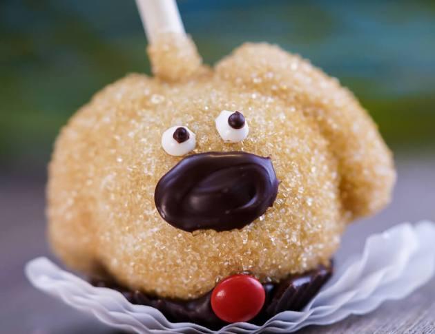 dessert at Pixar Fest