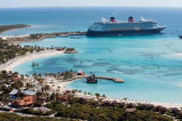 Disney Cruise Line Fall 2019