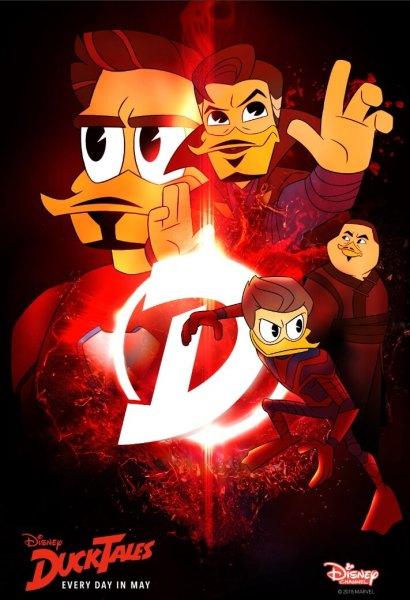 Infinity War mashup