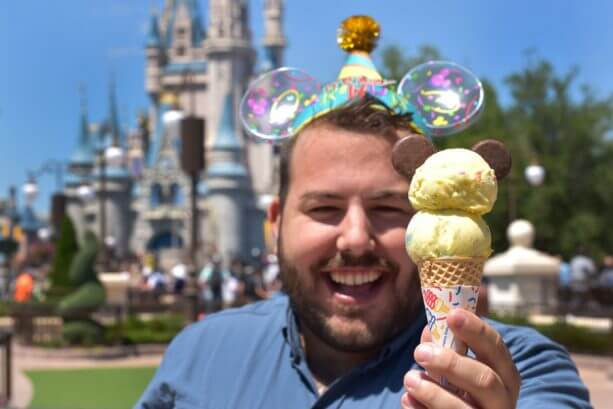Disney Parks sweet treats