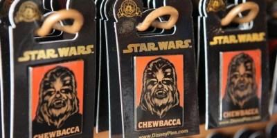 Chewbacca merchandise