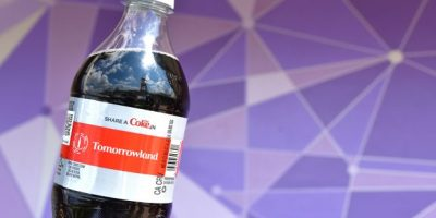 Disney Parks-themed Coke