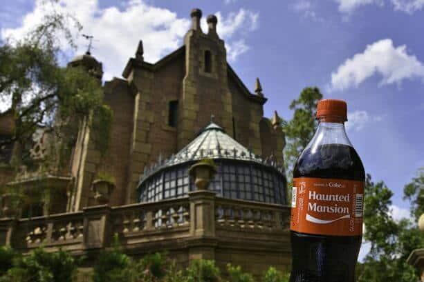 Disney Parks-themed Coke