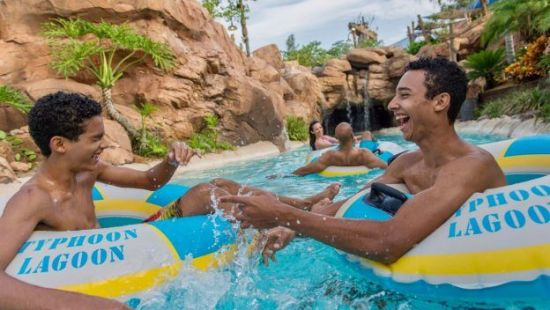 PhotoPass at the water parks