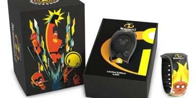 Incredibles 2 MagicBand