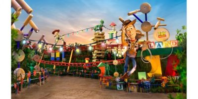 Toy Story Land grand opening