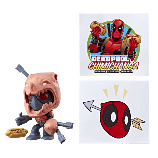 Deadpool Chimichanga Surprise