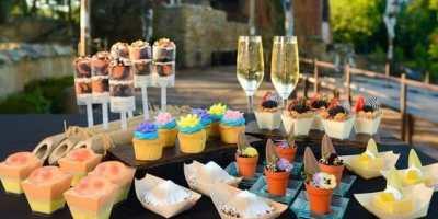 Rivers of Light Dessert Party