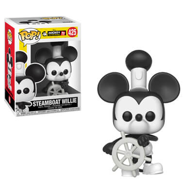 Steamboat Willie Funko POP!
