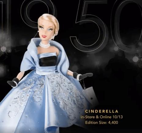 Disney Designer Cinderella Doll