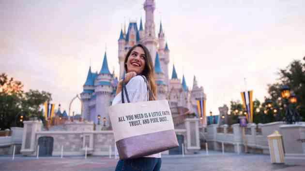 Shopping in Walt Disney World