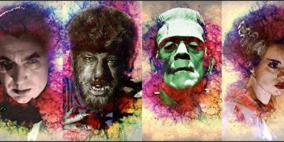 Universal Studios Classic Monsters