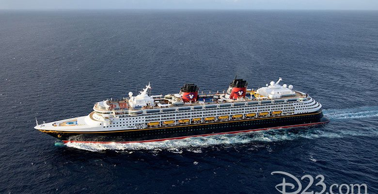 Disney Cruise Line's Disney at Sea with D23