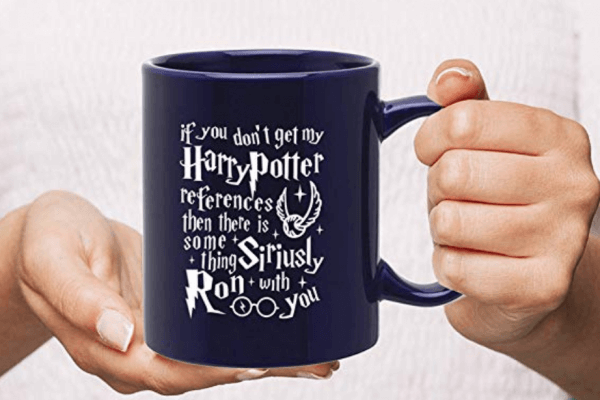 """Harry Potter"" mugs"