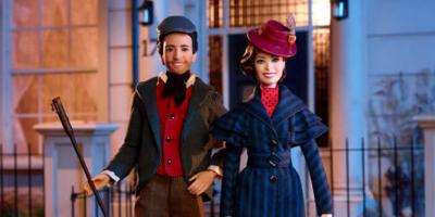 mary poppins returns barbie