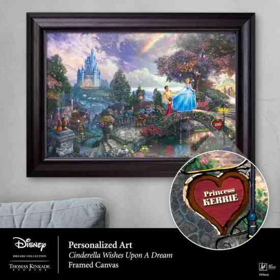 Disney's Cinderella Wishes Upon a Dream